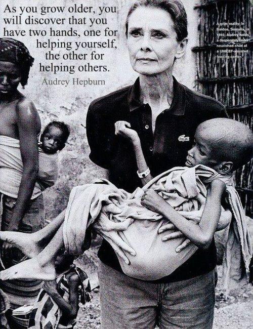 Audrey Hepburn She 39 S On A Mission