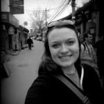 Me on the street of the Hutong